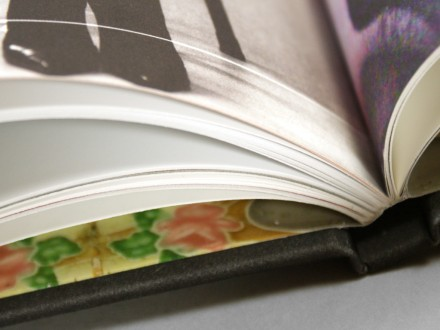 Shot of the publication for Nine Acts of Reciprocity