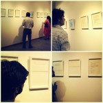 Exhibition shot from Rohtas II Lahore, 2008